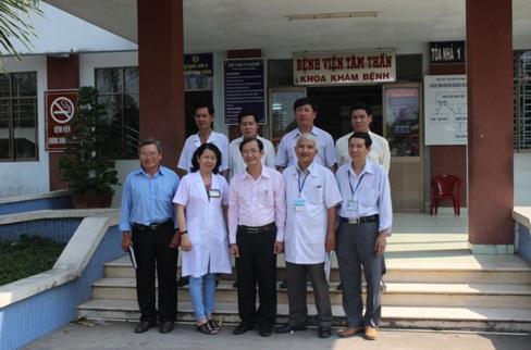 Bệnh viện Tâm thần Huế thăm BV Tâm thần Tiền Giang và dự Kỷ niệm 100 năm Ngày Thành lập BV Tâm thần Trung ương II